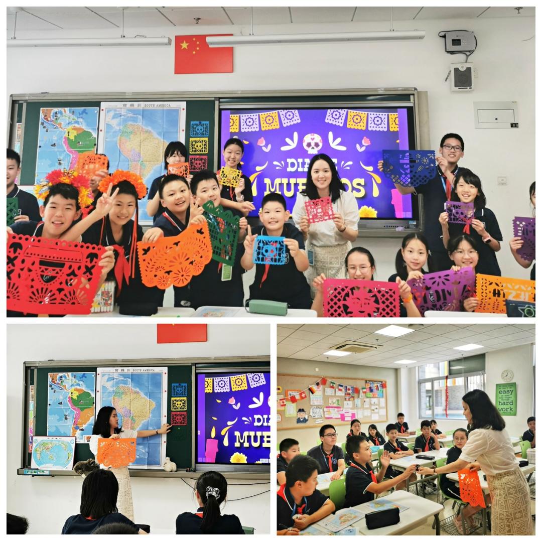 青浦世外青娃课堂 | 西语世界文化巡游