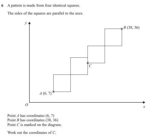 英国TS官网公布2021年5道GCSE数学难题,怎么解答?