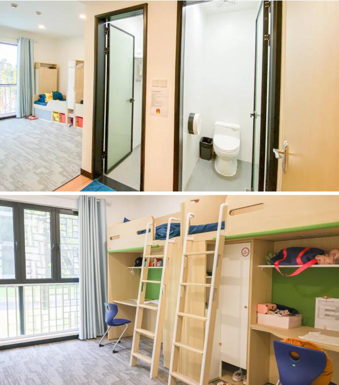 杭州国际学校/国际部住宿条件怎么样,宿舍环境如何?