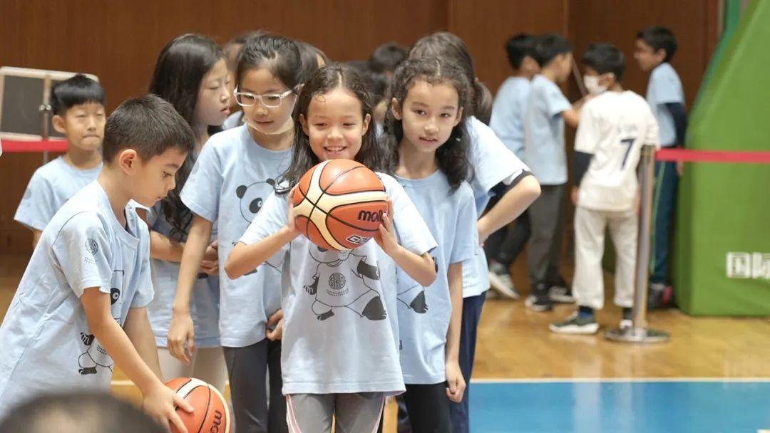 上海中学国际部小学段一至三年级运动会