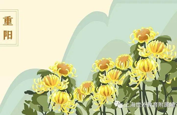 世外浦江中国传统文化系列宣传之重阳节