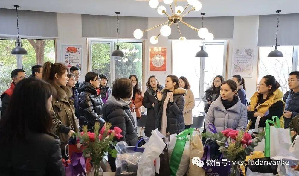 上海市民办复旦万科实验学校教师伍杰伶专访